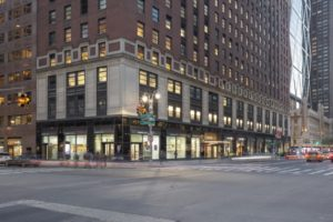 250 West 57th Street Midtown Retail Space for Rent