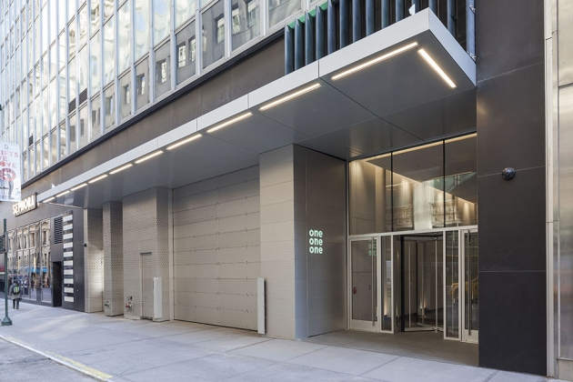 111 West 33rd Street Office Space Building