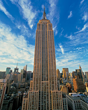 Empire State Building Office Space